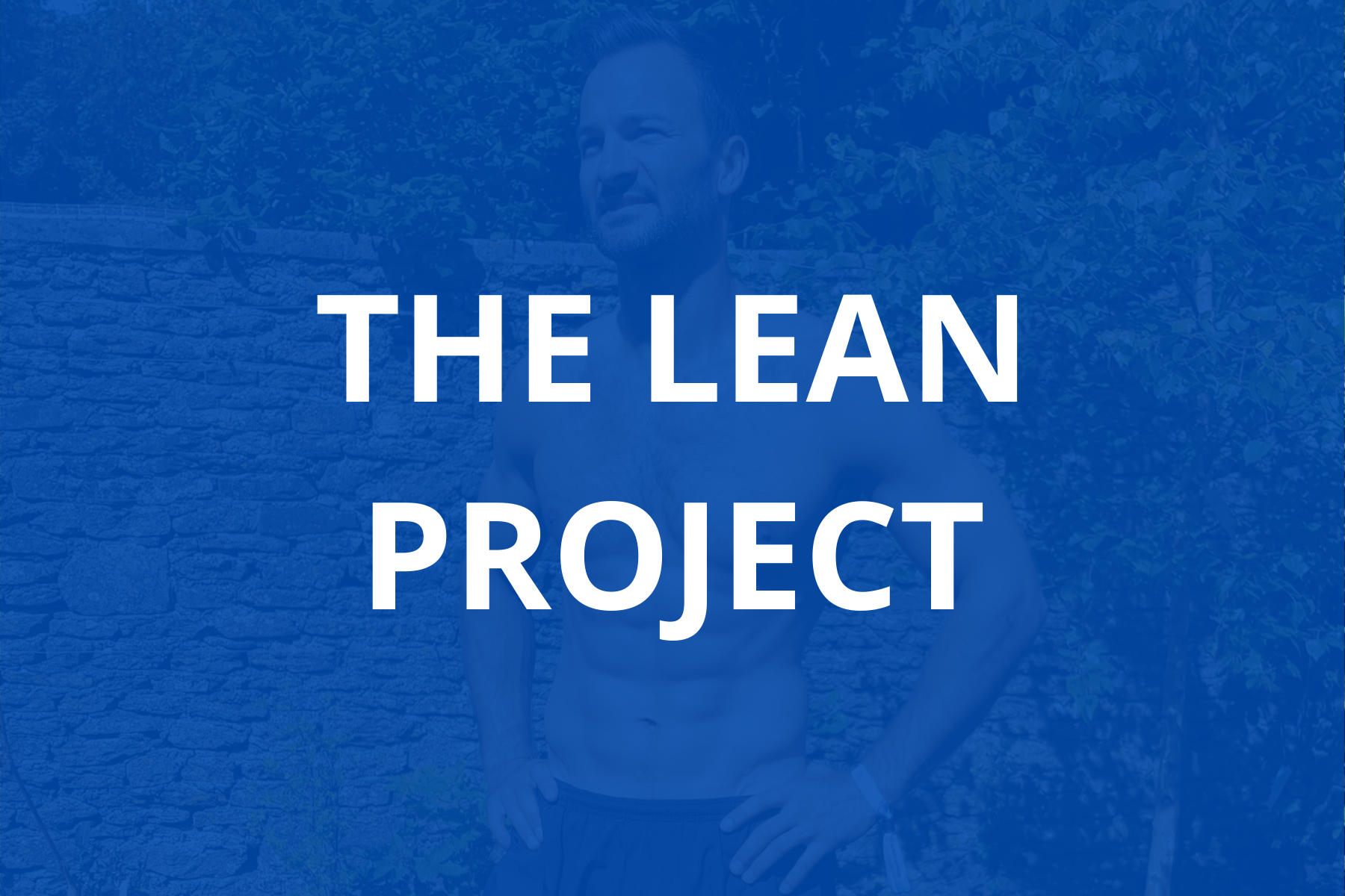 The Lean Project